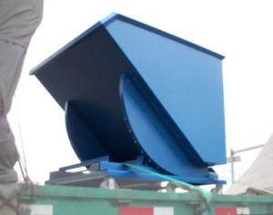 2 Cubic Yard Dump Hopper